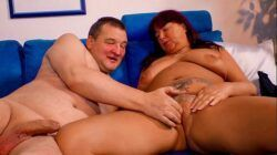 XXX OMAS – Horny German newbie Maria H. craves a hard dick up her mature pussy