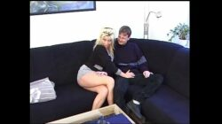 Kinky german mature in her first porn scene